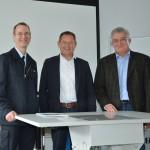 Firma Möckel spendet Multifunktionstisch für unseren Schulungsraum