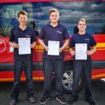 Spannender Samstag für die Feuerwehr Fernwald