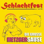 Traditionelles Schlachtfest am 02.11.2019