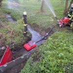 Neue Gerätschaften zur Wasserentnahme