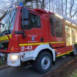 Neues Löschfahrzeug für die Feuerwehr Fernwald