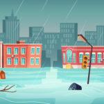 Starkregen – Wie man Gebäude davor schützt