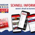 RAUCHMELDER Feuerwehr-App